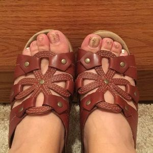 Dansko sandals shoes 36 6